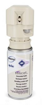 Ssscat refill spray can