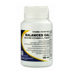 Balanced Cal 300mg 100s