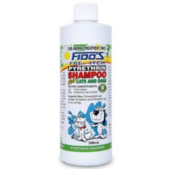 fidos-free-itch-pyrethrin-shampoo-500ml