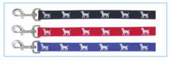 Dog motif Lead