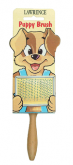 Lawrence Puppy Brush
