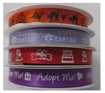 Printed Ribbon – Special occasion