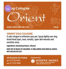 Orient Dog Cologne