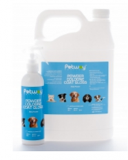Petway Petcare Cologne Coat Gloss, 250ml (three fragrance choices)