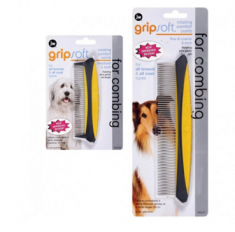 GripSoft Rotating Comfort Combs
