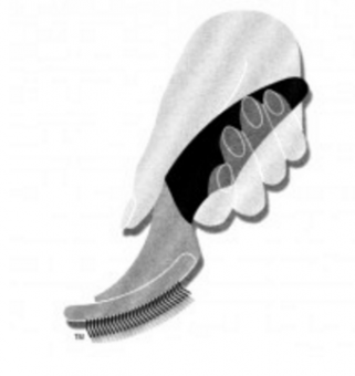 GripSoft Soft Pin Slicker Brush-2