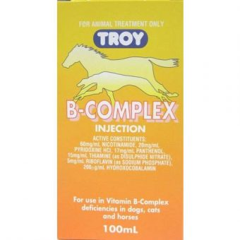 troy-b-complex-injection