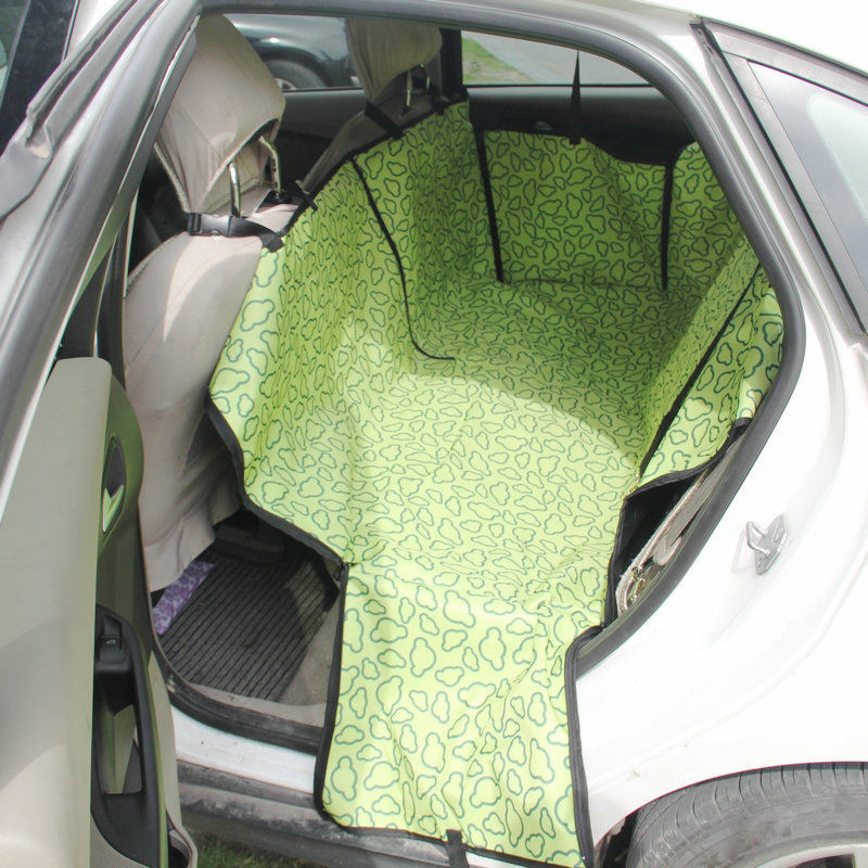 Car Seat Covers What About Dog Hair