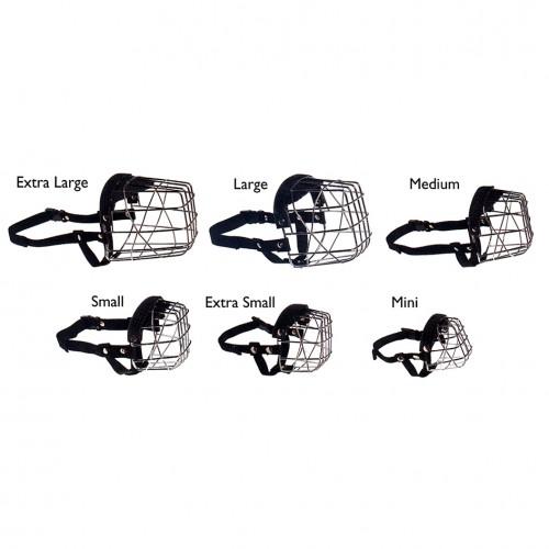 wire dog muzzles