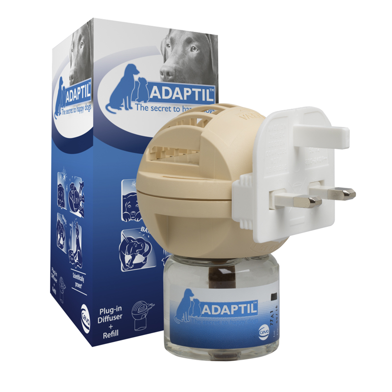 Image of Adaptil for Dogs - Diffuser Set & refill