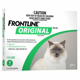 Frontline Original Cats