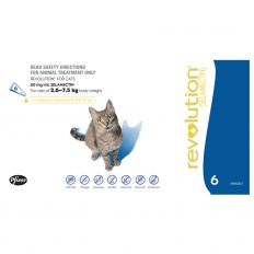 Revolution Cats Over 2.6kg
