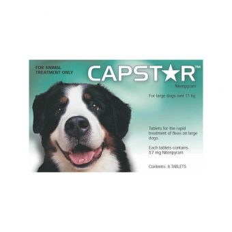 Capstar 57mg for Dogs 11 - 57kg