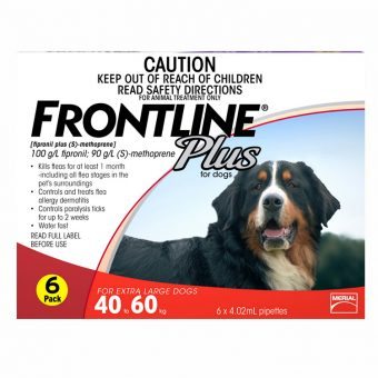 frontline-plus-red-extra-large-dogs-40-60kg-6pk
