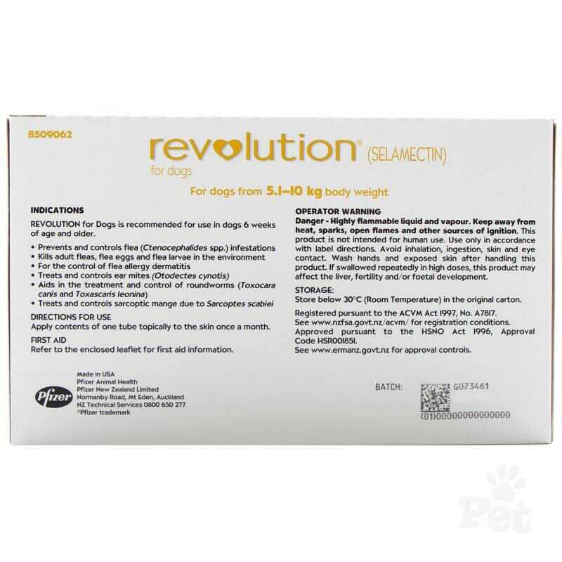 Revolution Reviews Cats Australia