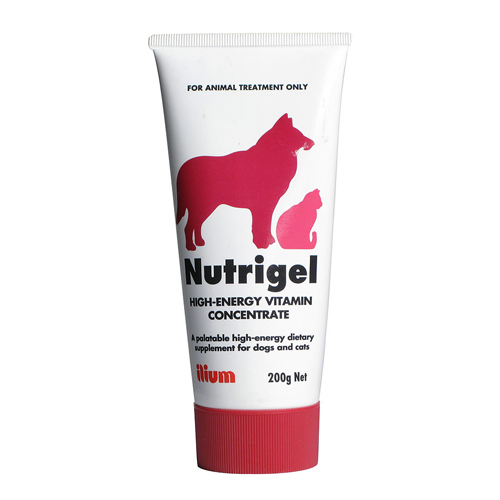 Los laxantes y las vitaminas Nutrigel-200g