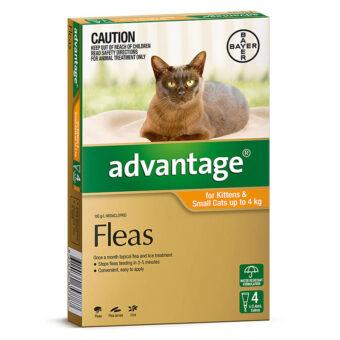 advantage-small-cats-kittens-0-4kg-4-pack