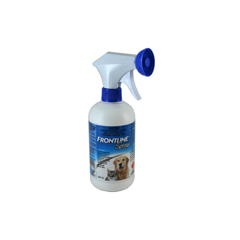 Frontline Flea Spray For Dogs Reviews