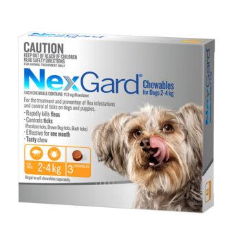 nexgard-orange-small-dogs-2-4kg-3-pack