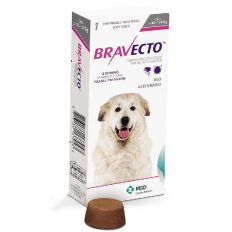 Bravecto Chew For Dogs 40kg - 56kg