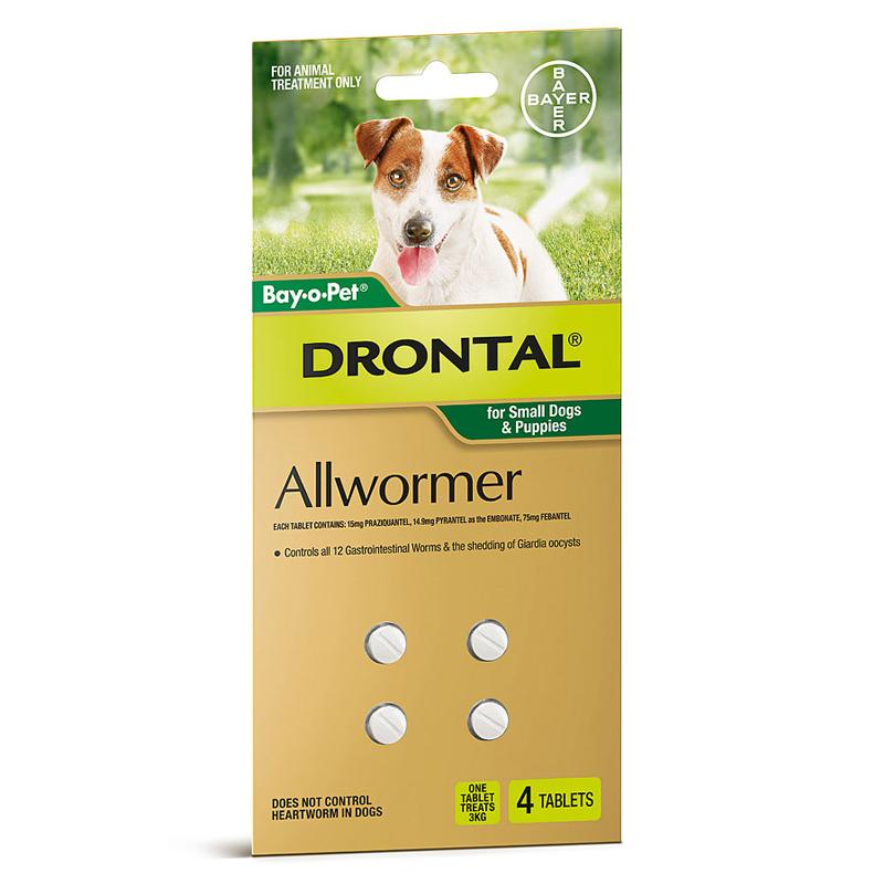 Allwormer For Dogs Australia