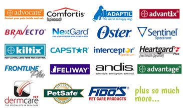 Huge range of pet supplies online