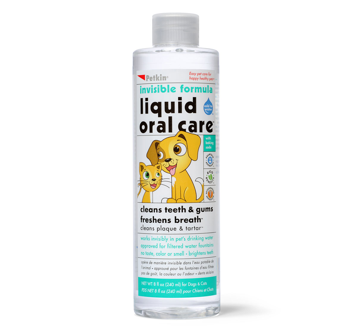 Liquid Oral Care For Cats And Dogs