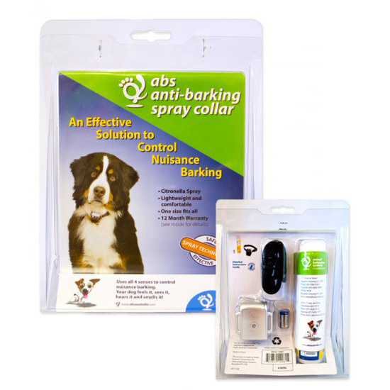 Image of ABS Anti-Barking Collar