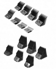 Laube Big K Blade Combs (fits most snap-on style clippers)