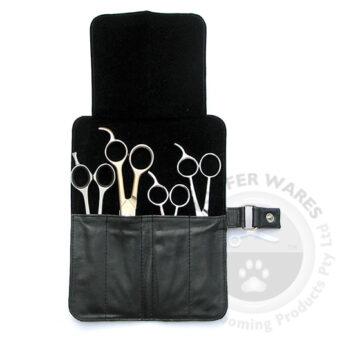 Leather-Bi-Fold-Scissor-Case-inside