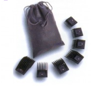 Oster Universal Combs (fits Oster, Wahl, Andis, Shear Magic)-1
