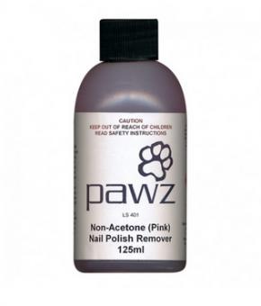 Pawz Nail Polish Remover 125 mL