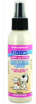 Fido's Fresh Spritzer Sprays 125 mL (three fragrance choices)-2