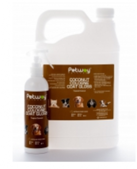Petway Petcare Cologne Coat Gloss, 250ml (three fragrance choices)-2