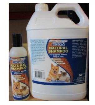 Fido's Natural Shampoo – NEW