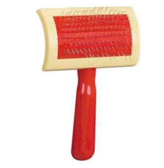 Oscar Frank's Universal Slicker Brush
