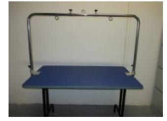 Extendible Grooming Arms & Cross Bars-1