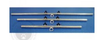 Extendible Grooming Arms & Cross Bars-2