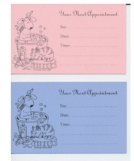 Your Next Appointment Cards