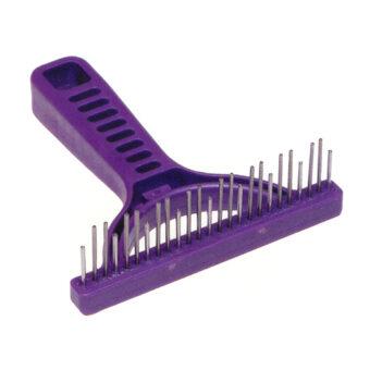 Untangler-Rake-Short-and-Long-Teeth