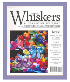 Whiskers Volume 1 – Bow Making