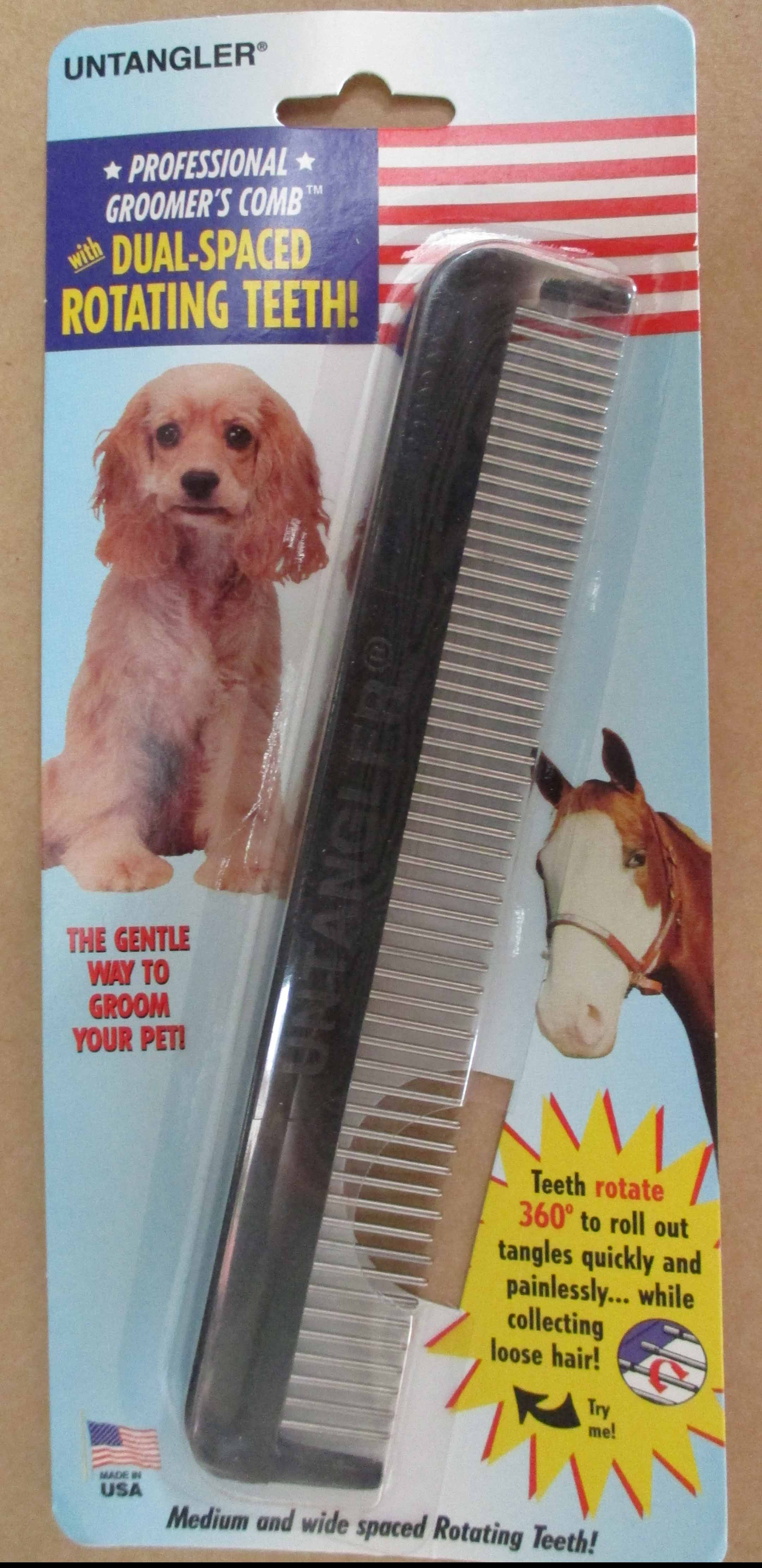 Types of combs for dogs: how to choose the right 90