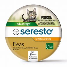 Seresto for Cats