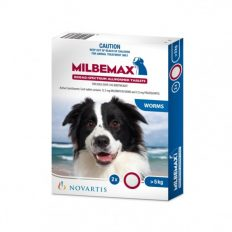 Milbemax for Large Dogs