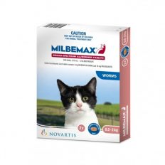 Milbemax for small Cats