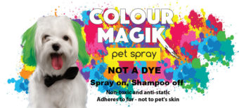 Colour Magik Pet Spray - Not a Dye